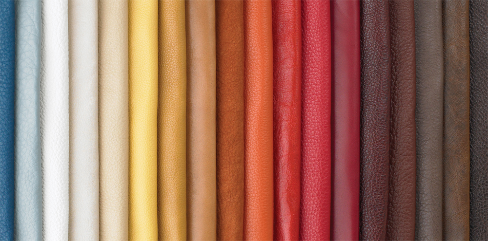 Leathers Available for our Sleeper Sofas
