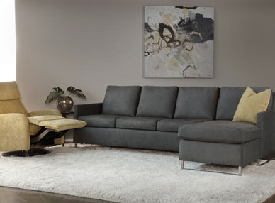 Sleeper Sofas come in a wide array of styles.