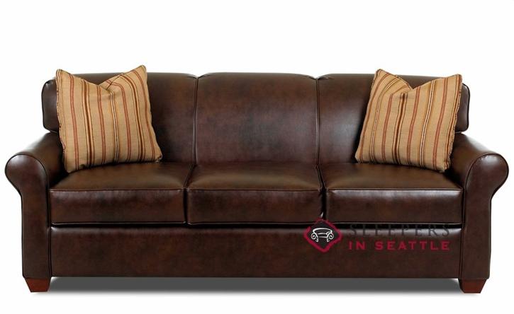 calgary leather sofa