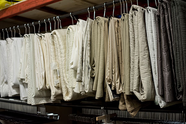 Jon Rosichelli Hanging Linens