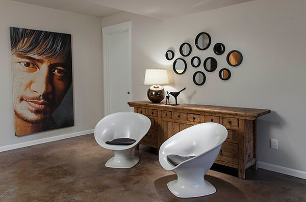 Rosichelli Design Basement