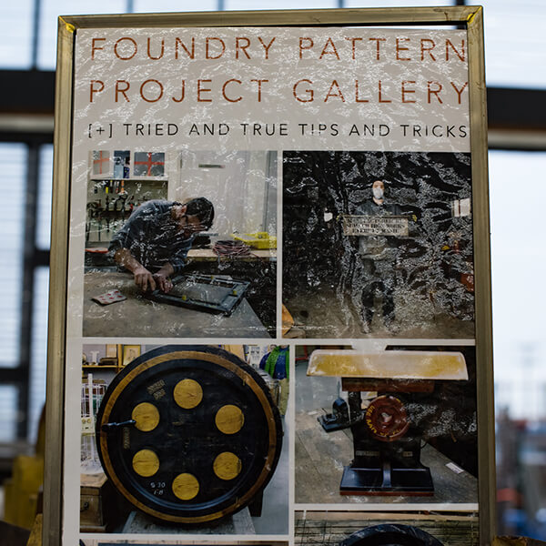 Foundry Pattern Project Gallery