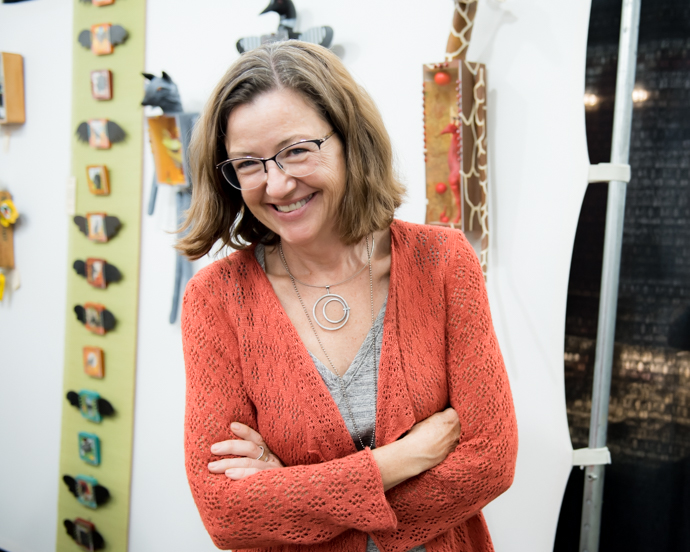 Portrait of Vicki Fish