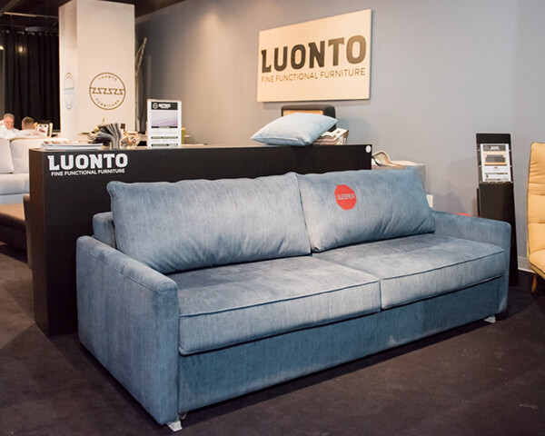 Luonto Sleeper Sofas showroom