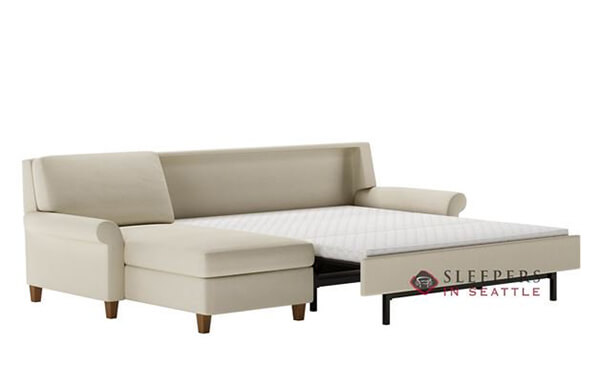 Gibbs Comfort Sleeper Open