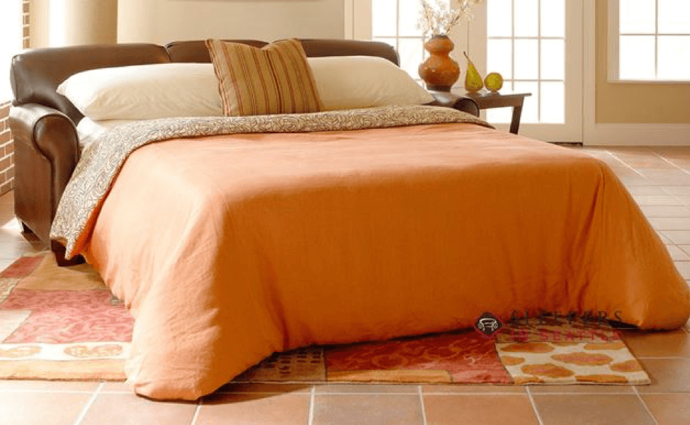 Sleeper Sofa vs. Futon Leather