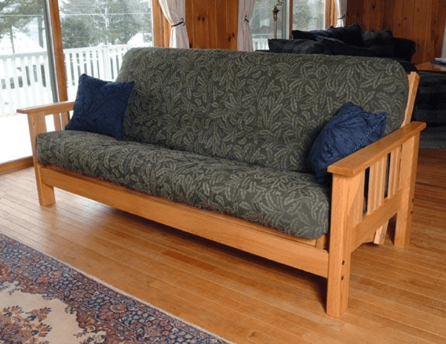 Sleeper Sofa vs. Futon Wood