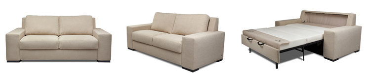 The Best Sleeper Sofa is the Comfort Sleeper by American Leather