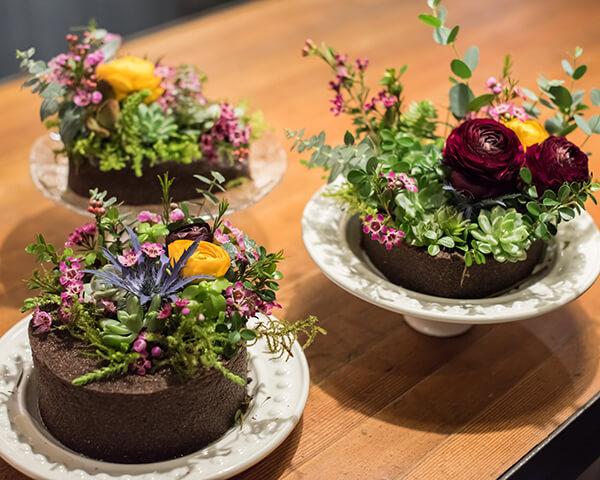 Floral Soil at Starbucks Madison Park