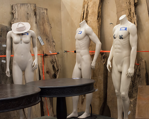 Mannequins for Decoration