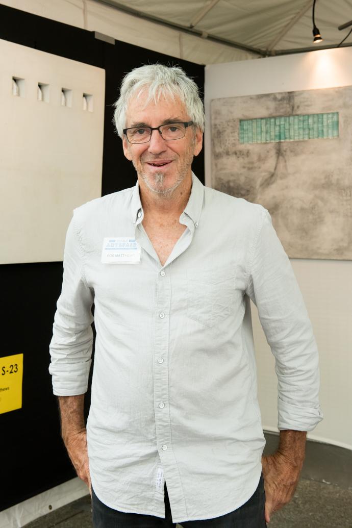 Portrait of Rob Matthews