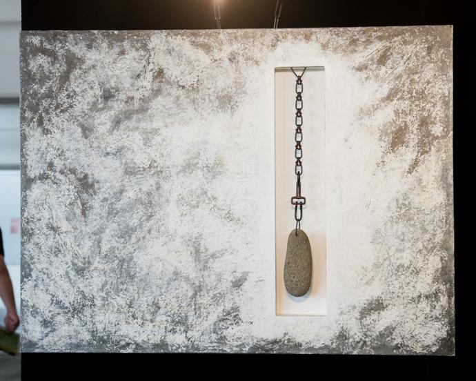 encaustic by Leslie Guinan