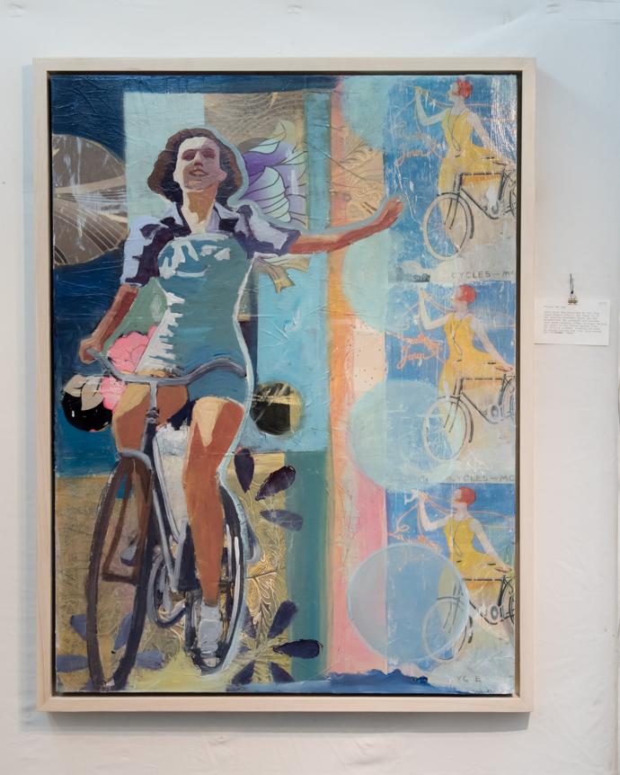 artwork by Marjolyn van der Hart